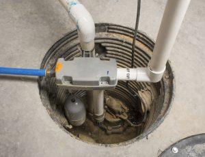 installing a new sump pump